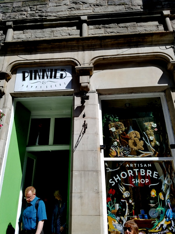 Pinnies, Edinburgh, Scotland