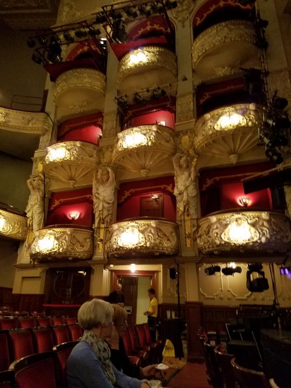 The King's Theatre, Edinburgh International Festival The Divide, Alan Ayckbourne